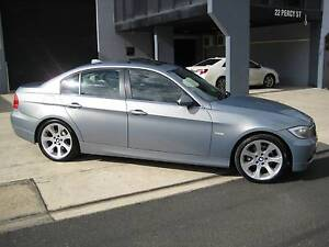 2006 BMW 325i AUTO ALL EXTRAS SUNROOF/LEATHER 114,000 KLMS A1 Heidelberg Heights Banyule Area Preview