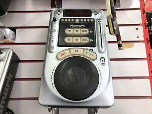 console de mixage: numark