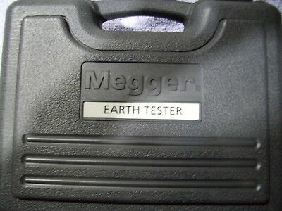 Megger Det3tc 3-terminal Digial Ground Tester