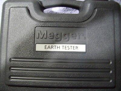 Megger DET3TC, 3-Terminal Digial Ground Tester