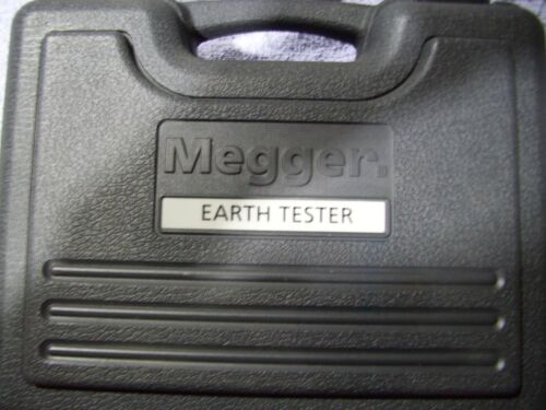 Megger DET3TC, 3-Terminal Digial Ground Tester