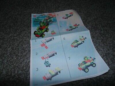 LEGO Set - 4590 Flash Turbo (2002) Lego Racers