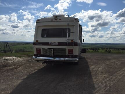 Motorhome. Mickleham Hume Area Preview
