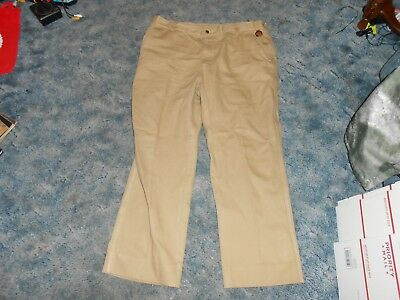 54b3970af Orvis Twill Cotton Pants Hunting Fishing Size 44  200 Retail