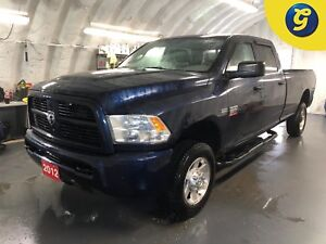 2012 Dodge Ram 2500 Crew Cab * 4WD * HEMI * Sprayed in  Bed line