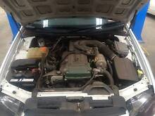 Ford Falcon bf ute dedicated gas motor engine ba 6 cylinder wreck Bacchus Marsh Moorabool Area Preview