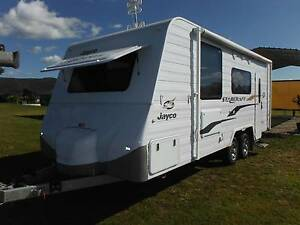 JAYCO STARCRAFT SEMI OFF ROAD 19.61-2 Woodford Moreton Area Preview