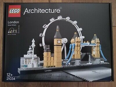 LEGO Architecture 21034-LONDON. *****BRAND NEW IN SEALED BOX*****.