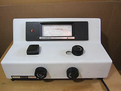 Spectronic Unicam Spectronic 20 Spectrophotometer