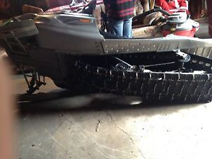2003 Mountain cat 2000 in new parts