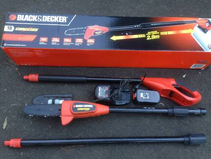 Black & Decker Pole Prunner Chatswood Willoughby Area Preview