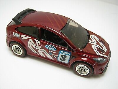 Hot Wheels 2012 Super Treasure Hunt '09 Ford Focus RS