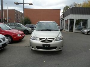 2005 Mazda MPV Minivan, 189000 km safety and E test