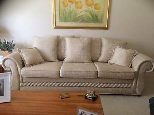 2 + 3 seater fabric lounges Gawler East Gawler Area Preview