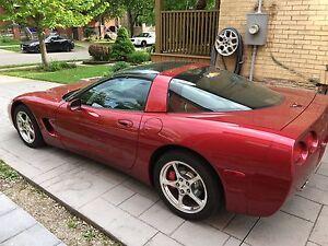 2000 Corvette 6spd