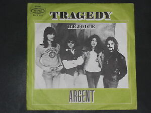 7-Nur(Only) Cover-Rock-ARGENT-Tragedy - Wien, Österreich - 7-Nur(Only) Cover-Rock-ARGENT-Tragedy - Wien, Österreich