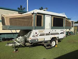 2003 JAYCO HAWK (EAGLE) OUTBACK Campervan Moura Banana Area Preview