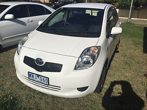 Toyota Yaris 2008 excellent condition Kealba Brimbank Area Preview