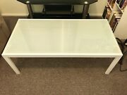 Glass Coffee Table Rochedale South Brisbane South East Preview