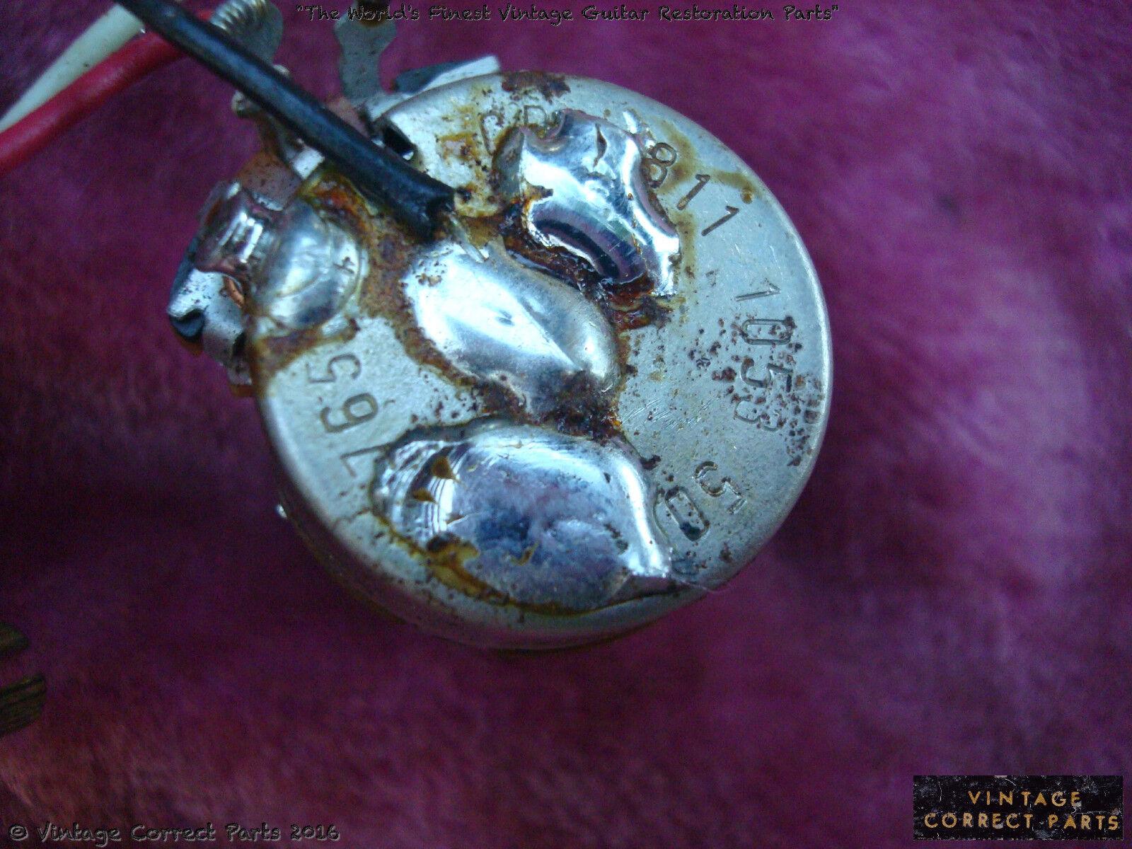 vintage gibson 1965 firebird wiring harness non reverse i iii 1966 vintage gibson 1965 firebird wiring harness non reverse i iii 1966 1967 pots cap 9 9 of 11