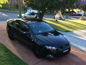 2012 XR6T Ford Falcon Sedan Limited Edition Turbo Castle Hill The Hills District Preview