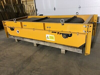 Paladin Conveyor Magnet Separator Rock Crusher Concrete New Unused Electric