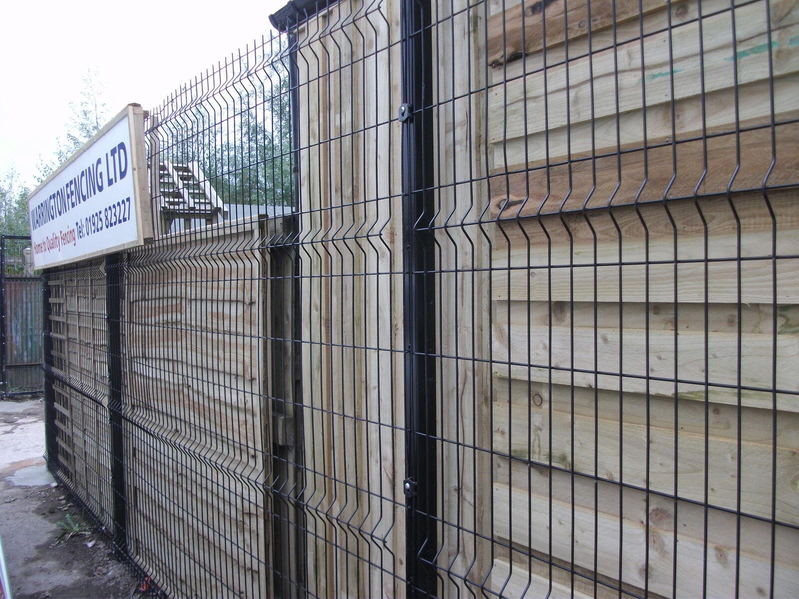 Warrington Fencing Ltd