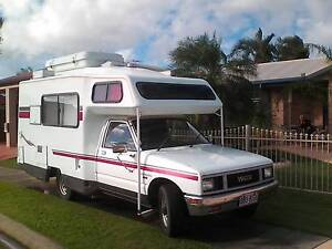 1987 Isuzu Beaconsfield Mackay City Preview
