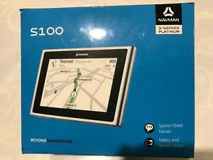 Navman S100 GPS Touch Screen S-Series Platinum 4.3 Inch Refurbished Rowville Knox Area Preview