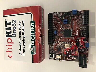 Chipkit Uno32 Arduino Compatible Platform