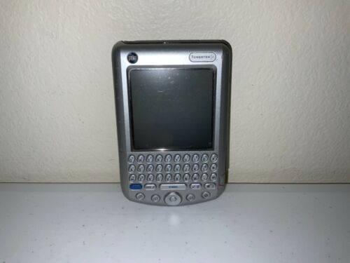 Palm Tungsten C Handheld PDA Keyboard for parts, no cord
