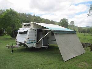 Millard Horizon 2002 Special Edition 15 ft Pop-top Caravan Sandy Creek Somerset Area Preview