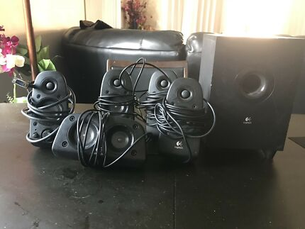 Wanted: computer speakers
