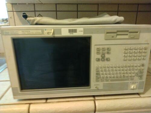HP 16702A Logic Analyzer System w/16522A 200M Vector/S Pattern Generator
