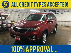2013 Kia Sorento LX*BACK UP CAMERA*ALLOYS*PHONE CONNECT*CRUISE C