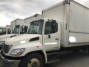 2006 Hino268 5 Ton truck for sale with job