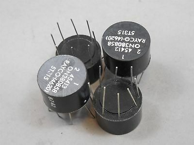 Lot Of 4 Rayco-4620 On380858 Ic 5t315