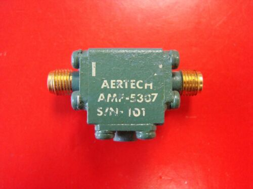 AERTECH 5-7GHz Isolator Model AMF-5307, SMA