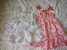 2x Summer dresses size 2 Highland Park Gold Coast City Preview