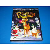 NEW! Rudolph the Red-Nosed Reindeer The Movie DVD (1998) John Goodman, Whoopi