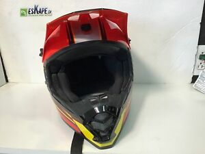 Casque d motocross Bell vs sx 1 apex XXL