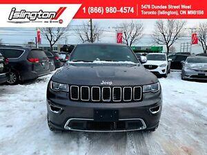 2017 Jeep Grand Cherokee Limited |CERTIFIED|LEATHER|SUNROOF|+++