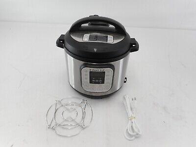 Instant Pot IP-DUO60 - Duo 7-in-1 Electric Pressure Cooker, 6 Quart