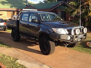2013 SR dual cab hilux Childers Bundaberg Surrounds Preview