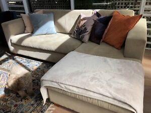 Free 3 seater modular sofa