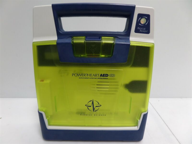 Card Science 9300E-001 Powerheart AED G3