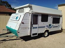 Jayco Freedom 16.5 FT Pop Top 2002 Echunga Mount Barker Area Preview