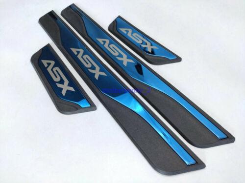 Car Parts - For Mitsubishi ASX Accessories Car Parts Door Sill Scuff Plate Guard Protector