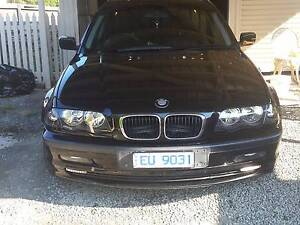 2001 BMW 3 Sedan Margate Kingborough Area Preview