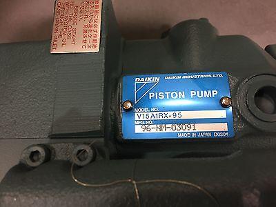 Daikin V-series Hydraulic Piston Pump V15a1rx-95